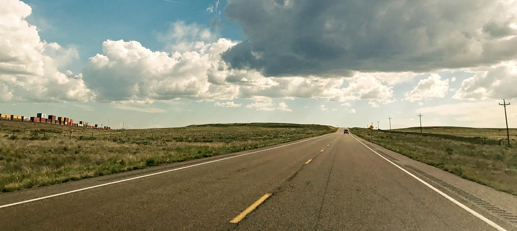 THE SHORT HISTORY OF A LONG ROAD